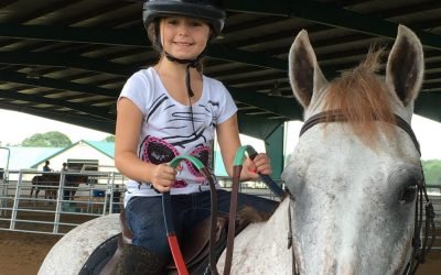 Equestrian Camp at Sarah Russell Stables, Madison – 6 years old