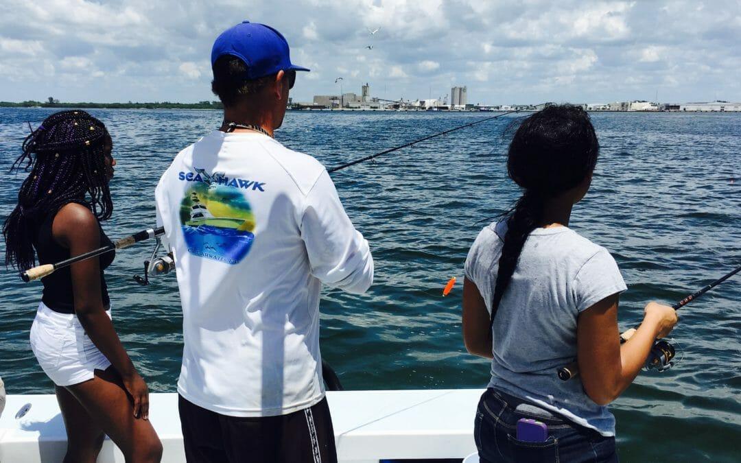 June 30, 2017 Charter Fishing Trip