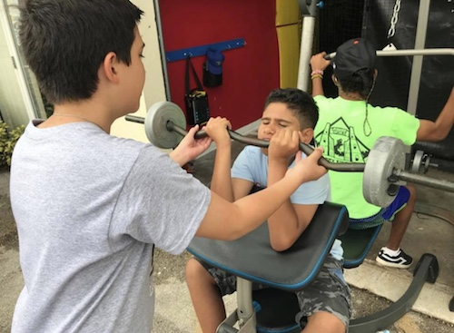 Summer 2018 Miami's Student Athlete After School Program
