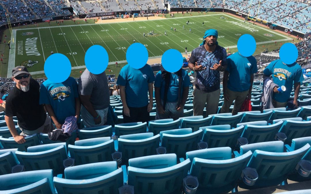 September 23, 2018 Jacksonville Jaguars Game