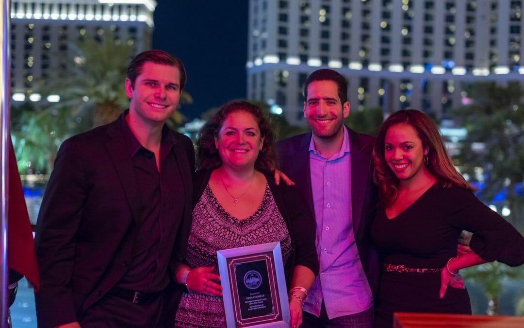 October 5, 2018 Las Vegas Reception