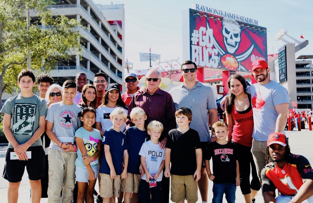 November 25, 2018 Tampa Bay Buccaneers Game