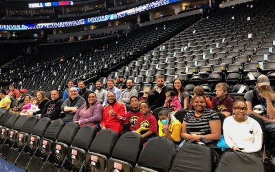 March 12, 2019 Denver Nuggets Game