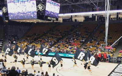 December 30, 2018 Colorado Buffaloes Women's Basketball Game