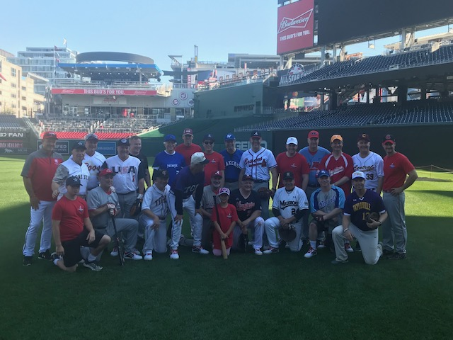 June 26, 2019 Congressional Baseball Game