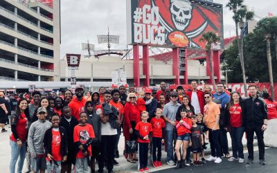 December 21, 2019 Tampa Bay Buccaneers Game